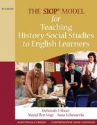 The SIOP Model for Teaching History-Social Studies to English Learners 1st Edition 9780205627615 0205627617