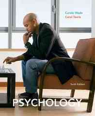 Psychology 10th edition 9780205711468 0205711464