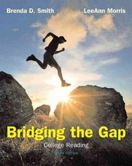 Bridging The Gap 10th Edition 9780205748006 0205748007