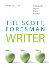 The Scott, Foresman Writer 5th edition 9780205751976 0205751970