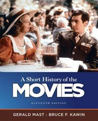 A Short History of the Movies 11th Edition 9780205755578 0205755577