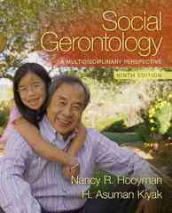 Social Gerontology 9th edition 9780205763139 0205763138