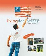 Living Democracy, 2010 Update, Brief National Version 2nd edition 9780205781676 0205781675