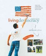 Living Democracy, 2010 Update Edition, California Edition 2nd edition 9780205799947 0205799949