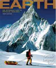 Earth 10th edition 9780321663047 0321663047