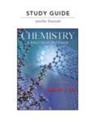 Study Guide for Chemistry 2nd edition 9780321667885 0321667883