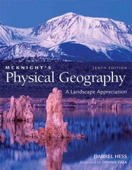 McKnight's Physical Geography 10th edition 9780321677341 032167734X
