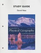 Study Guide for Mcknight's Physical Geography 10th edition 9780321678348 0321678346