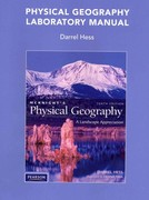 Physical Geography Laboratory Manual 10th edition 9780321678362 0321678362