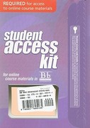 Blackboard Student Access Code Card for McKnight's Physical Geography 10th edition 9780321695185 0321695186