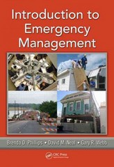 Introduction to Emergency Management 1st Edition 9781439830703 1439830703