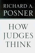 How Judges Think 1st Edition 9780674048065 0674048067