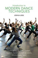 Introduction to Modern Dance Techniques 1st Edition 9780871273253 087127325X
