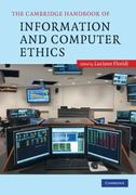The Cambridge Handbook of Information and Computer Ethics 1st Edition 9780521717724 0521717728