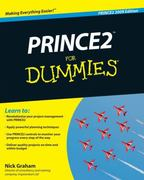 PRINCE2 For Dummies 2009th edition 9780470710258 047071025X