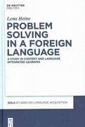 Problem Solving in a Foreign Language 0 9783110224450 3110224453