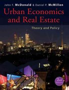 Urban Economics and Real Estate 2nd Edition 9780470591482 047059148X