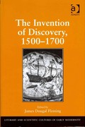 The Invention of Discovery, 1500–1700 1st Edition 9781317027072 1317027078