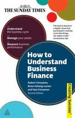 How to Understand Business Finance 2nd edition 9780749460204 0749460202
