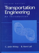 Transportation Engineering 3rd edition 9780130335609 0130335606