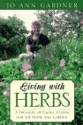 Living with Herbs 1st edition 9780881503593 0881503592