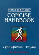 Simon and Schuster Concise Handbook 0 9780131755710 0131755714