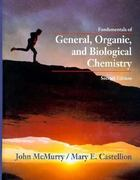 Fundamentals of General Organic and Biological Chemistry 2nd edition 9780133422887 0133422887