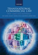 Transnational Commercial Law 0 9780199251667 0199251665
