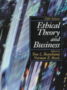 Ethical Theory of Business 5th edition 9780133985207 0133985202
