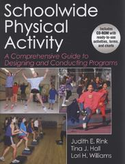 Schoolwide Physical Activity 1st Edition 9780736080606 0736080600