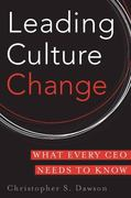 Leading Culture Change 0 9780804763424 0804763429