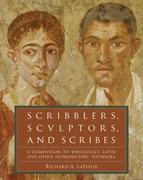 Scribblers, Sculptors, and Scribes 1st Edition 9780061259180 0061259187