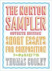 The Norton Sampler 7th Edition 9780393929355 0393929353