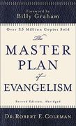 The Master Plan of Evangelism 2nd Edition 9780800788087 0800788087