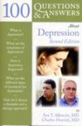 100 Questions  &  Answers About Depression 2nd edition 9780763777593 0763777595