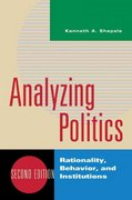 Analyzing Politics 2nd edition 9780393935073 0393935078
