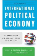 International Political Economy 5th edition 9780393935059 0393935051