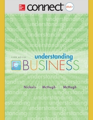 Connect Plus Access Card to accompany Understanding Business 9th edition 9780077331658 0077331656