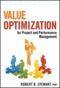 Value Optimization for Project and Performance Management 1st Edition 9780470551141 0470551143