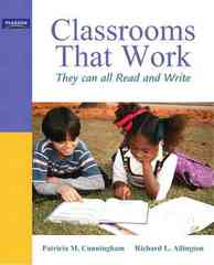 Classrooms that Work 5th Edition 9780137048373 0137048378