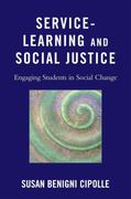 Service-Learning and Social Justice 0 9781607095194 160709519X
