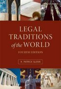 Legal Traditions of the World 4th Edition 9780199580804 0199580804
