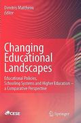 Changing Educational Landscapes 1st edition 9789048185337 9048185335
