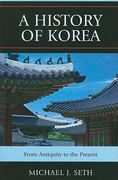 A History of Korea 0 9780742567160 0742567168