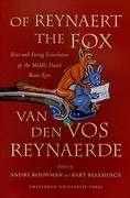 Of Reynaert the Fox 0 9789089640246 908964024X