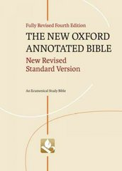 The New Oxford Annotated Bible 4th edition 9780195289503 0195289501