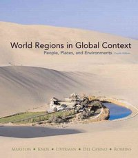 World Regions in Global Context 4th Edition 9780321651853 0321651855