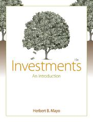 Investments: An Introduction (with Thomson ONE - Business School Edition and Stock-Trak Coupon) 10th edition 9780538452090 0538452099