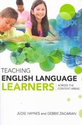 Teaching English Language Learners: Across the Content Areas 4th Edition 9781416609124 1416609121