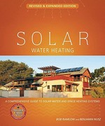 Solar Water Heating 2nd Edition 9780865716681 0865716684